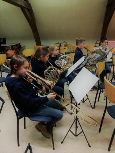 Startersorkest bewerkt